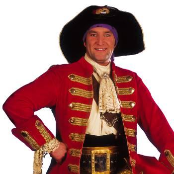 Piet Piraat inhuren of boeken?