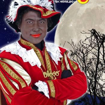 Diego de Coolste Piet van Nederland inhuren of boeken?