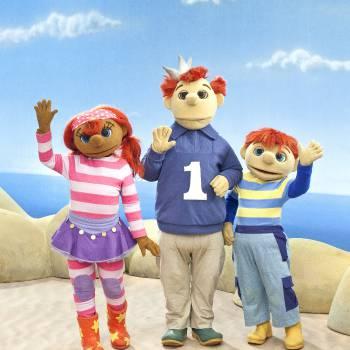 Het Zandkasteel Kindershow boeken of inhuren?
