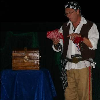 De Piratenshow - Kindervoorstelling inhuren of boeken?