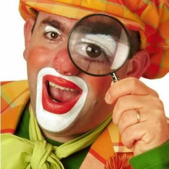 Clown Nono Kindershow inhuren of boeken?