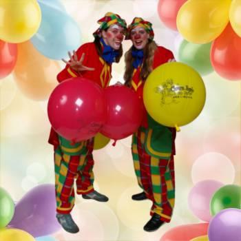 Punchballonnen Stand Boeken of Inhuren?