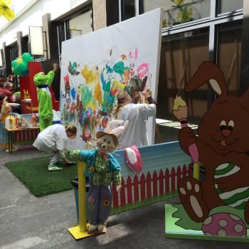 Kunst 4 Kids met Paastekening inhuren of boeken?