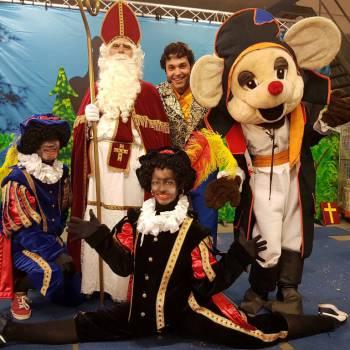 Welkom Sinterklaas - Sinterklaasshow inhuren of boeken