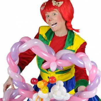 Clown Annapiponia Mobiel inhuren of boeken?