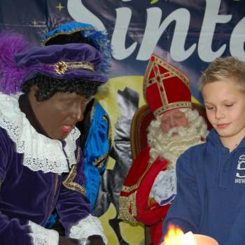Hoofdpiet van Sinterklaas - Sinterklaasshow inhuren of boeken