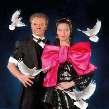 Manro & Loïs Bühne Show Boeken of Inhuren?