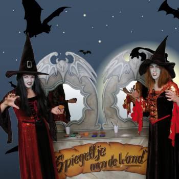 Schminkstand Sprookjes en Halloween boeken of inhuren?