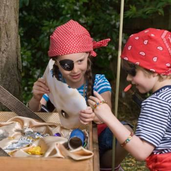Kids Workshop - Piraten Kleurplaten Maken Boeken of Inhuren?