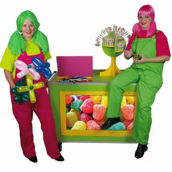Lolly Kids Surprise Car Boeken of Inhuren?