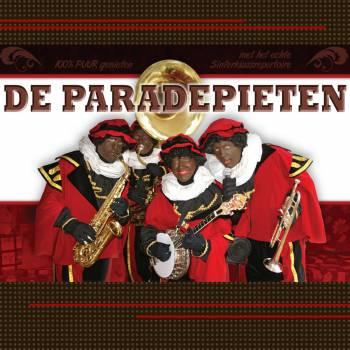 De Swinging Jazzband - Zwarte Pieten huren of boeken?