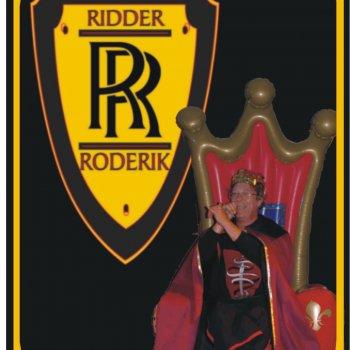 Ridder Roderik Kindershow boeken of inhuren?