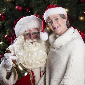 De Kerstman Hoogstpersoonlijk - Kerst kindershow inhuren of boeken
