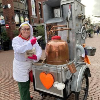 Pepernotenmachine - Mobiele Sinterklaasact huren of boeken?