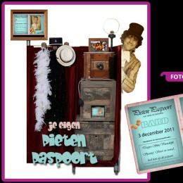 Zwarte Pieten Paspoort huren of boeken