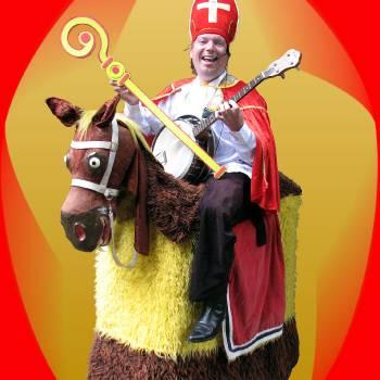 Ben the Sint Banjoman - mobiele Sinterklaasmuziek huren of boeken