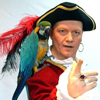 De Grote Piratenshow - Rinaldo inhuren of boeken?