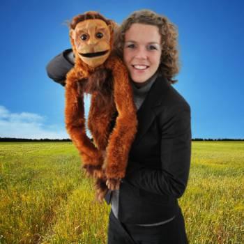 Animatieact - Mister Monkey Boeken of Inhuren?