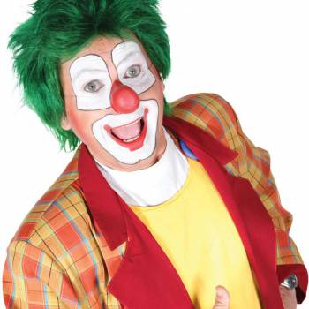 Clown Jopie Kindershow boeken of inhuren