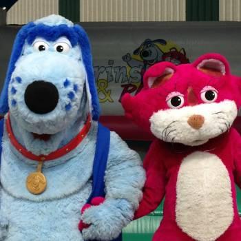 Meet & Greet Prins de Hond en Ploes de Poes inhuren of boeken?