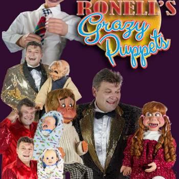 Buikspreker Ron Ronell inhuren of boeken?
