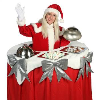 Walking Table - Christmas Boeken of Inhuren?