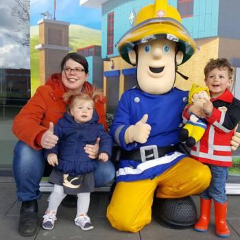 Brandweerman Sam - Event met Meet & Greet boeken of inhuren?