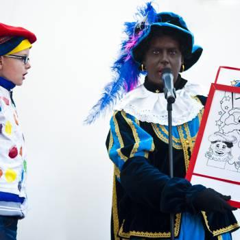 Magico Goochelpiet met sinterklaasshow boeken of inhuren?