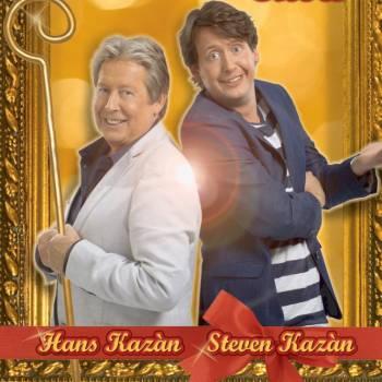 De Magische Sinterklaasshow - Hans & Steven Kazàn boeken of huren?