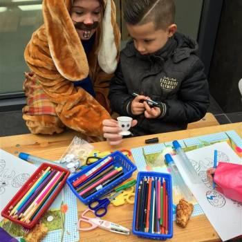Kids Workshop Eierdop Versieren inhuren of boeken?