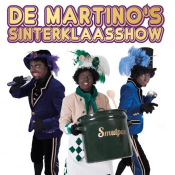 De Martino's Sinterklaasshow Inhuren of Boeken?
