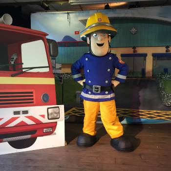 Brandweerman Sam Minishow - Welkom in Piekepolder boeken of inhuren?