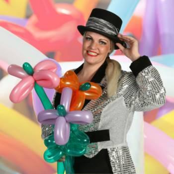Ballon Moduleer Artiest inhuren of boeken?