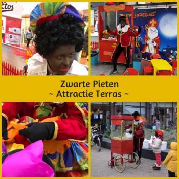 Zwarte Pieten Attractie Terras boeken of huren:?