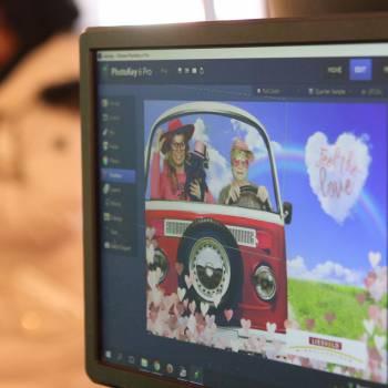 Valentijn Greenscreen Foto Actie inhuren of boeken?