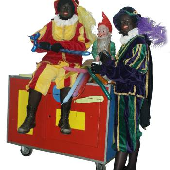 Sinterklaas Surprise Car huren