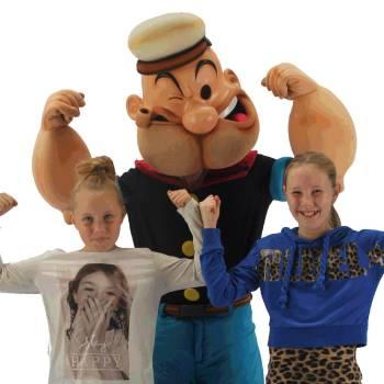De Sterkste Ouder - Spelshow Popeye inhuren of boeken