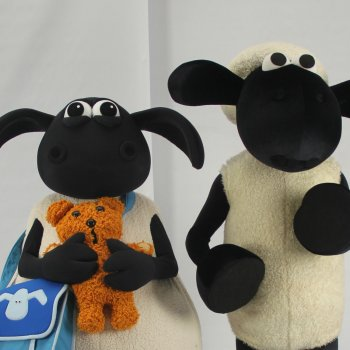 Meet & Greet Shaun het Schaap & Timmy inhuren of boeken