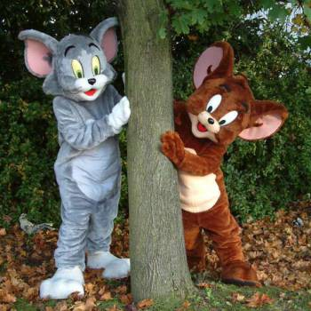 Meet & Greet Tom & Jerry inhuren of boeken?