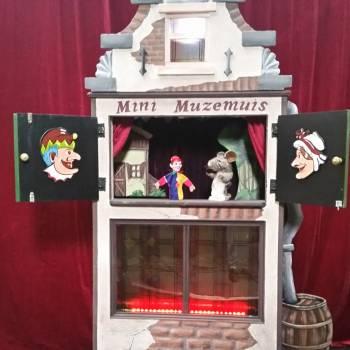 Poppentheater Mini Muzemuis boeken of inhuren