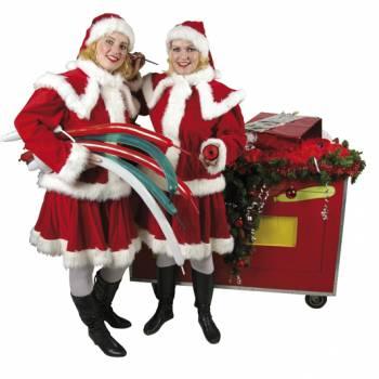 Kerst Surprise Car Boeken of Inhuren?