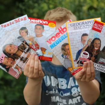Vaderdag - Cover Fotoshoot inhuren of boeken?