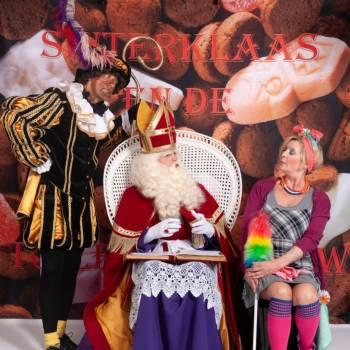 Sinterklaas en de Stoute Toiletjuffrouw boeken of inhuren?