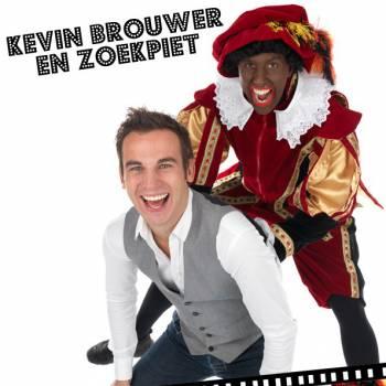 De S Factor met Kevin en Sinterklaas boeken of inhuren
