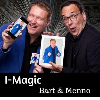 I-Magic by Bart & Menno inhuren of boeken?