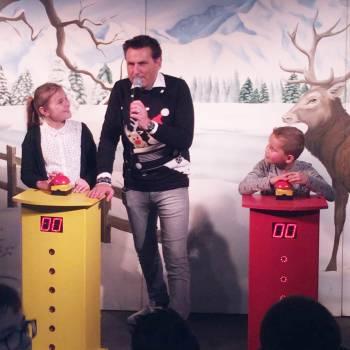 Kinder Kerstshow inhuren of boeken?