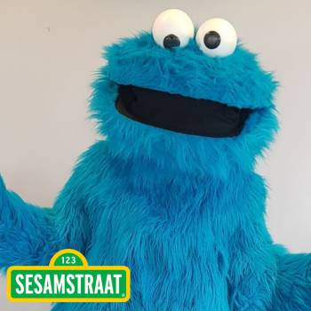 Meet & Greet Koekiemonster inhuren of boeken?