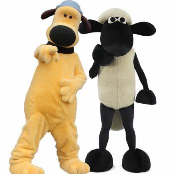 Meet & Greet Shaun het Schaap en Bitzer inhuren of boeken?