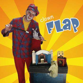 Clown Flap boeken of inhuren?