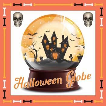 Halloween Globe boeken of huren?